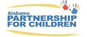 Albama Partnership for children Logo